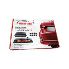 Датчик парковки silver Sho-me Y-2616 8 датчика