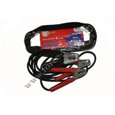 Провода для прикуривания 250А Полярник резина