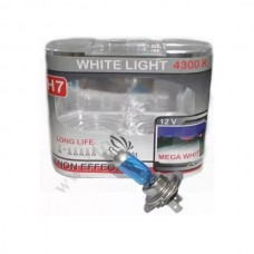 Лампа Clearlight Н7 55 (WhiteLight ) 2шт.