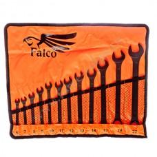 """Набор ключей комб. """"FALCO"""" 10 предметов СУМКА 736020"""