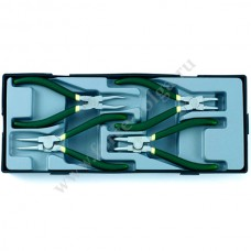 Force набор съемников стопорных колец 4 предмета Т5043А