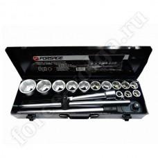 Набор инструмента FORSAGE 3/4 16 предметов 6 граней 17-50мм 6161-5