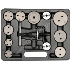 Приспособление для СВЕДЕН. ТОРМ. цилиндров 12 предметов YATO 0611