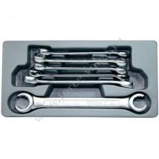 Force набор ключей разрезных 6 предметов (8-19мм) 5066 ROCK FORCE