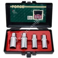 Force набор шпильковертов 6-12мм (4предмета) 5042