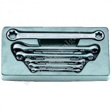 Force набор ключей накидных ЗВЕЗДОЧКА 6 предметов 5062