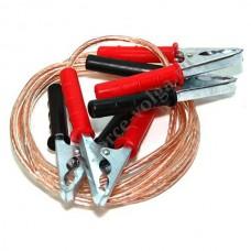 Провода для прикуривания 250А ПОЛЯРНИК силикон