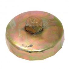 Съемник масляного фильтра АВТОМ 89мм 15гр чашка