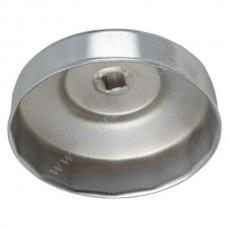 Съемник масляного фильтра АВТОМ 80мм 15гр чашка ПАРТНЕР
