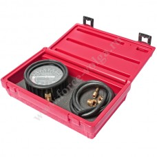Прибор измерения давл. топливного и вакуумного насоса в чемодане JTC-1622