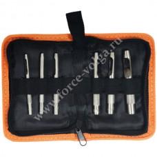 Набор пробойников АвтоДело 6 предметов сумка 40416