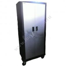 Тележка-шкаф инструментальная BIG RED TGBL-4SPL 2 cекции передвижной