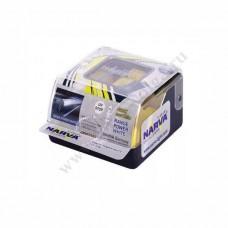 Лампа NARVA Н1 (55 W RENGE POWER WHITE) 4500 Колба 2шт 48641 RPW2