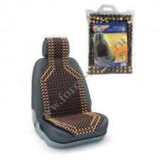 Накидка на сиденье шариковый с подголовником NG 768-271