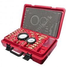 Прибор измерения давления топлива в чемодане JTC-1225