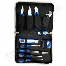 Набор инструмента PARTNER 17 предметов Сумка (Шарнирно-губцевый) PA-5517 (5017)