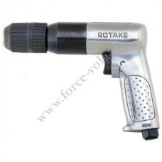 Пневмодрель с реверсом 500 об/мин ROTAKE-3803