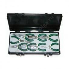Набор шарнирно губц. инструмента FORCE 50814 8 предметов