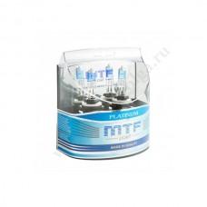 Лампа XENON MTF Н27 (Platinum) прямая Колба