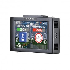 Антирадар INTEGO MAGNUM + ВИДЕОРЕГИСТРАТОР с GPS