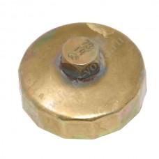Съемник масляного фильтра АВТОМ 73мм 14гр чашка