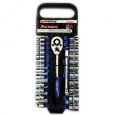Набор инструмента FORSAGE 1/4-3/8 25 предметов 6 граней 4-19мм. 025-5