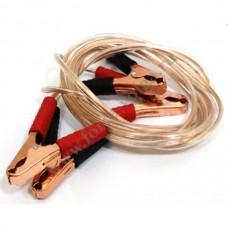 Провода для прикуривания 300А Полярник силикон