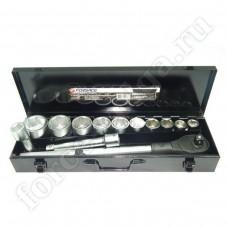 Набор инструмента FORSAGE 3/4 14 предметов 6 граней 22-50мм 6141-5
