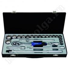 Набор инструмента FORSAGE 1/2 24 предмета 12 граней 4243-9