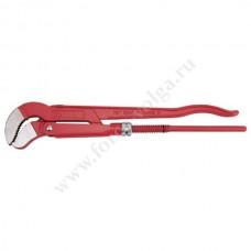 Ключ трубный № 2 YATO 2215 45град.