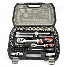 Набор инструмента YATO 72 предмета 38782