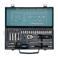 APELAS набор инструмента 40 предметов 1/4 металл