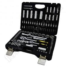 Набор инструмента ЭВРИКА 108 предметов 6 граней ER-TK4108