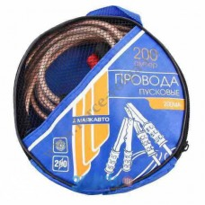 Провода в/в Nova морозост. в сумке 200А силикон