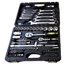 Набор инструмента ЭВРИКА 82 предмета 6 граней ER-TK4821
