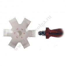 Приспособление для Выравнивания сот радиатора ЭВРИКА ER-86165