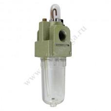 Лубрикатор-маслодобавитель для пневмосистемы 1/4 AL2000-02