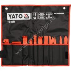 Набор ДЛЯ демонажа обивки 11 предметов (YATO) YT-0844