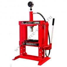 Пресс гидравлический 10 тонн BIG RED (TY10003) настольный