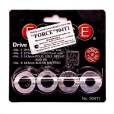Force набор ключей ДЛЯ РАЗБОРА СТОЕК 4 предмета 904Т1