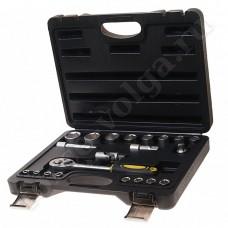 Набор инструмента ЭВРИКА 26 предметов 6 граней 1/4 ER-TK2026