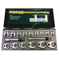 Force набор ключей разрезных 17 предметов ВОРОНЬЯ ЛАПА 5172