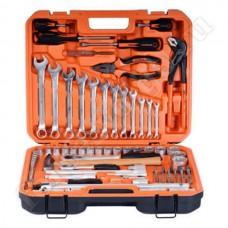 Набор инструмента АвтоДело 105 предметов ПРОФ (39805)