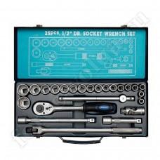 APELAS набор инструмента 25 предметов 1/2 металл