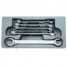 Force набор ключей разрезных ДЮЙМОВЫХ 6 предметов (8-19мм) 5066S