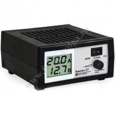 """Зарядное устройство ОРИОН """"ВЫМПЕЛ""""-37 (автомат, 0-20А, 14.1/14.8/16В, ЖК индикатор)"""