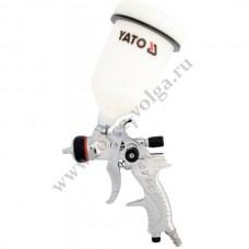 Краскопульт(YAТО) высокого давления с верхним бачком 2340