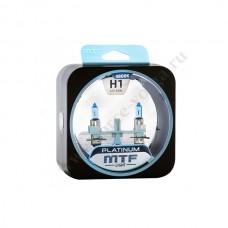 Лампа XENON MTF (Н1 55 Platinum) Колба