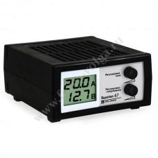 """Зарядное устройство ОРИОН """"ВЫМПЕЛ""""-57 (автомат, 0-20А, 7,4-18В, ЖК индикатор)"""