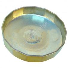 Съемник масляного фильтра АВТОМ 90мм 15гр чашка